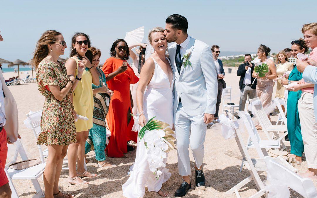 Spanish Wedding Planner Testimonial
