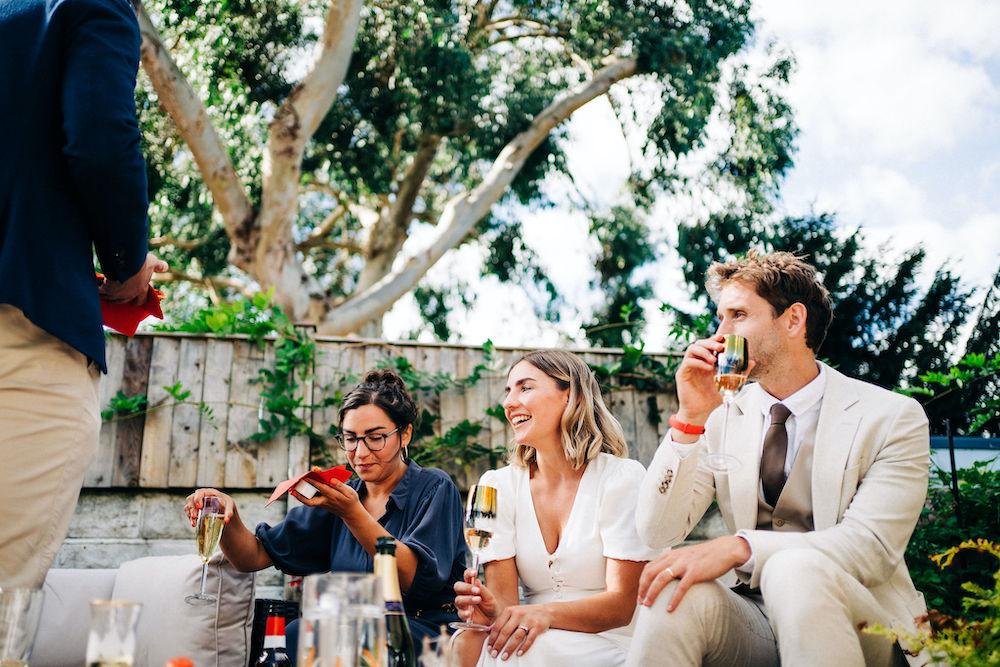 back garden wedding ideas