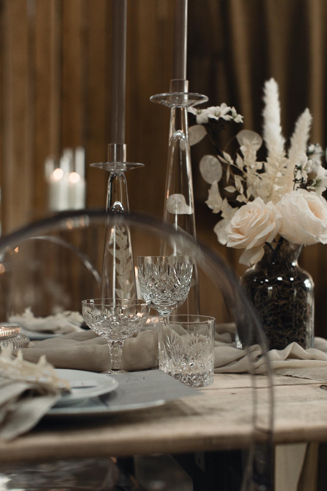 wedding table decor ideas